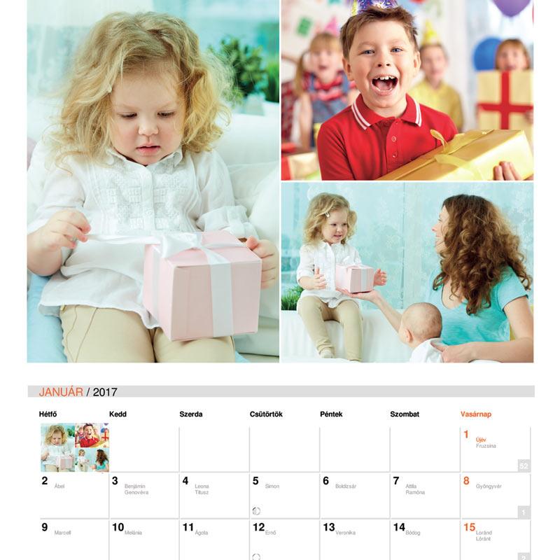 Fali naptár - www.naptarletoltes.hu